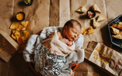 Showcasing Mama's Pregnancy Craving