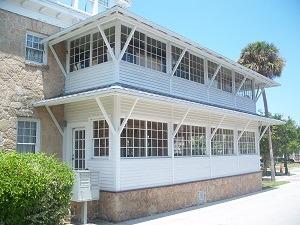porcher house side