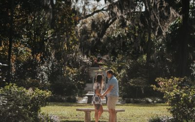 Leu Gardens Engagement & Wedding Photos – UPDATED 2020