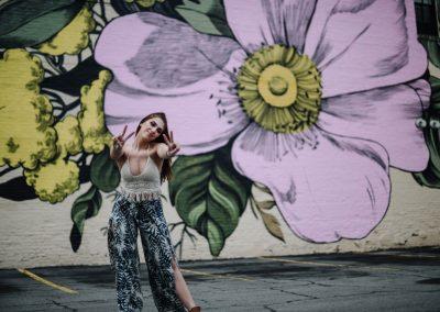 rose hanger commercial