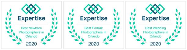 Expertise 2020 Orlando Photographer Awards